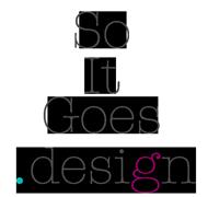 So It Goes Design